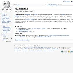 Mythomoteur