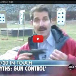 Gun Myths Gone in Five Minutes: ABC News 20/20 - YouTube - www.youtube.com (HTTP)