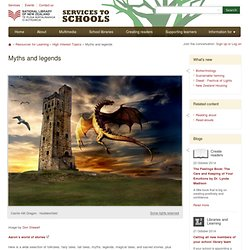 Myths & Legends Natlib