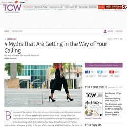 4 Myths That Are Getting in the Way of Your...