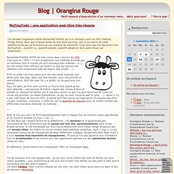 MyTinyTodo : une application web libre très réussie - Blog