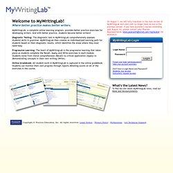 MyWritingLab