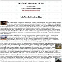 N. C. Wyeth: Precious Time