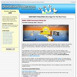 N.A.N.Y. Challenge 2009