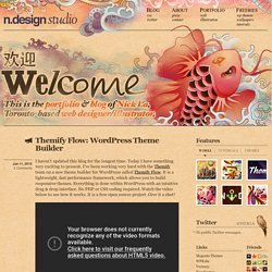 N.Design Studio - Blog & Design