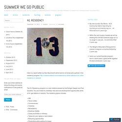 Summer We Go Public