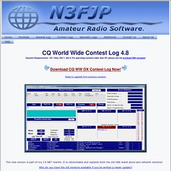 Amateur Radio Software