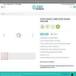 Buy FFP2 Mask Online