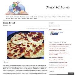 Naan Bread «