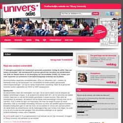 Naar een andere universiteit