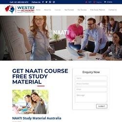 NAATI - Western Academy