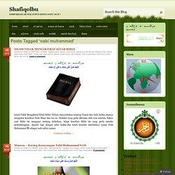 nabi muhammad « shafiqolbu