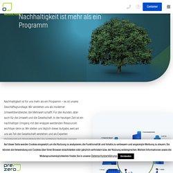 Nachhaltigkeit - PreZero ♻️