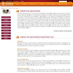 Sistema Nacional de Educaci�n a Distancia - Aprendiendo en línea