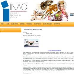 Escuela Nacional de Artes Plásticas - INAC: Instituto Nacional de Cultura