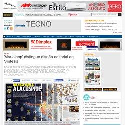 'Visualoop' distingue diseño editorial de Síntesis