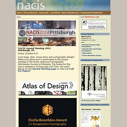 NACIS: Welcome to NACIS.org | HOME