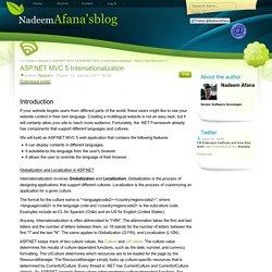 Nadeem Afana's blog · ASP.NET MVC 5 Internationalization