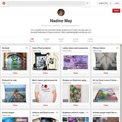 Nadine May on Pinterest