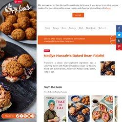 Nadiya Hussain Baked Bean Falafel Recipe