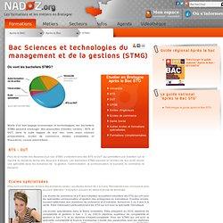 Après le Bac - Poursuivre ses études - BAC par BAC - Bac STG