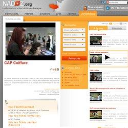 Vidéo : CAP Coiffure