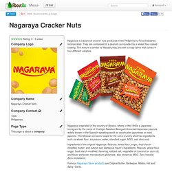 Nagaraya Cracker Nuts in AboutUs