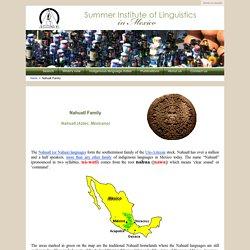 Nahuatl (Aztec) Family