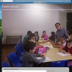 Clases náhuatl: LECCIÓN 5. Prefijos posesivos