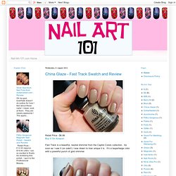 Nail Art 101 Reviews