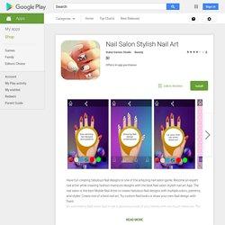 Nail Salon Stylish Nail Art