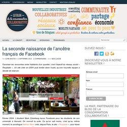 La seconde naissance de l'ancêtre français de Facebook