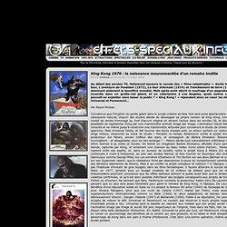 King Kong 1976 : la naissance mouvementée d'un remake inutile