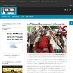 Histoire de la Normandie » Les Vikings et la naissance de la Normandie