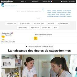 La naissance des écoles de sages-femmes - France 3 Nouvelle-Aquitaine