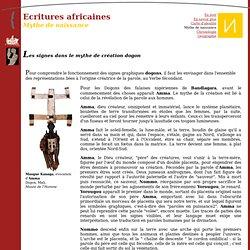 Cosmogonie Dogon (Afrique)