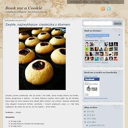 Zwykłe, najzwyklejsze: ciasteczka z dżemem