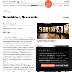 Nalini Malani. No em sents