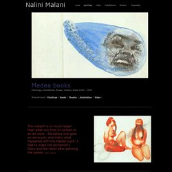 Nalini Malani - Painting