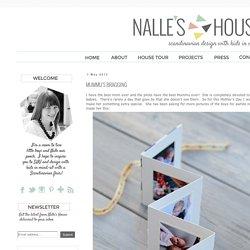 Nalle's House: MUMMU'S BRAGGING