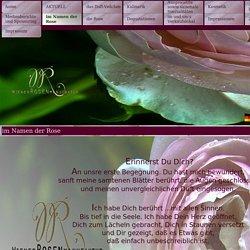 im Namen der Rose - wiener rosenmanufaktur