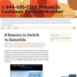 NameSilo Tech Support