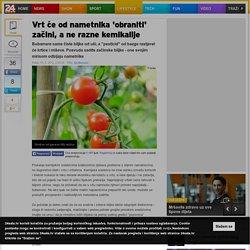Vrt će od nametnika 'obraniti' začini, a ne razne kemikalije