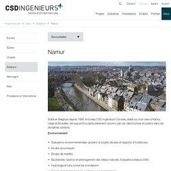 Namur – CSD ingénieurs