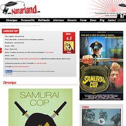 Samuraï Cop