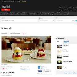 Nanashi, 31 rue de Paradis 10e Paris
