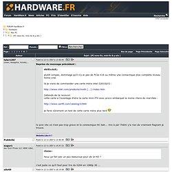 Morum sur mini-ITX et HD