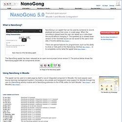 NanoGong