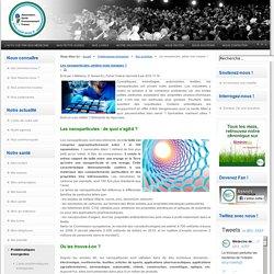 Les nanoparticules, petites mais toxiques ?