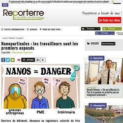 Nanoparticules: les travailleurs sont les premiers exposés